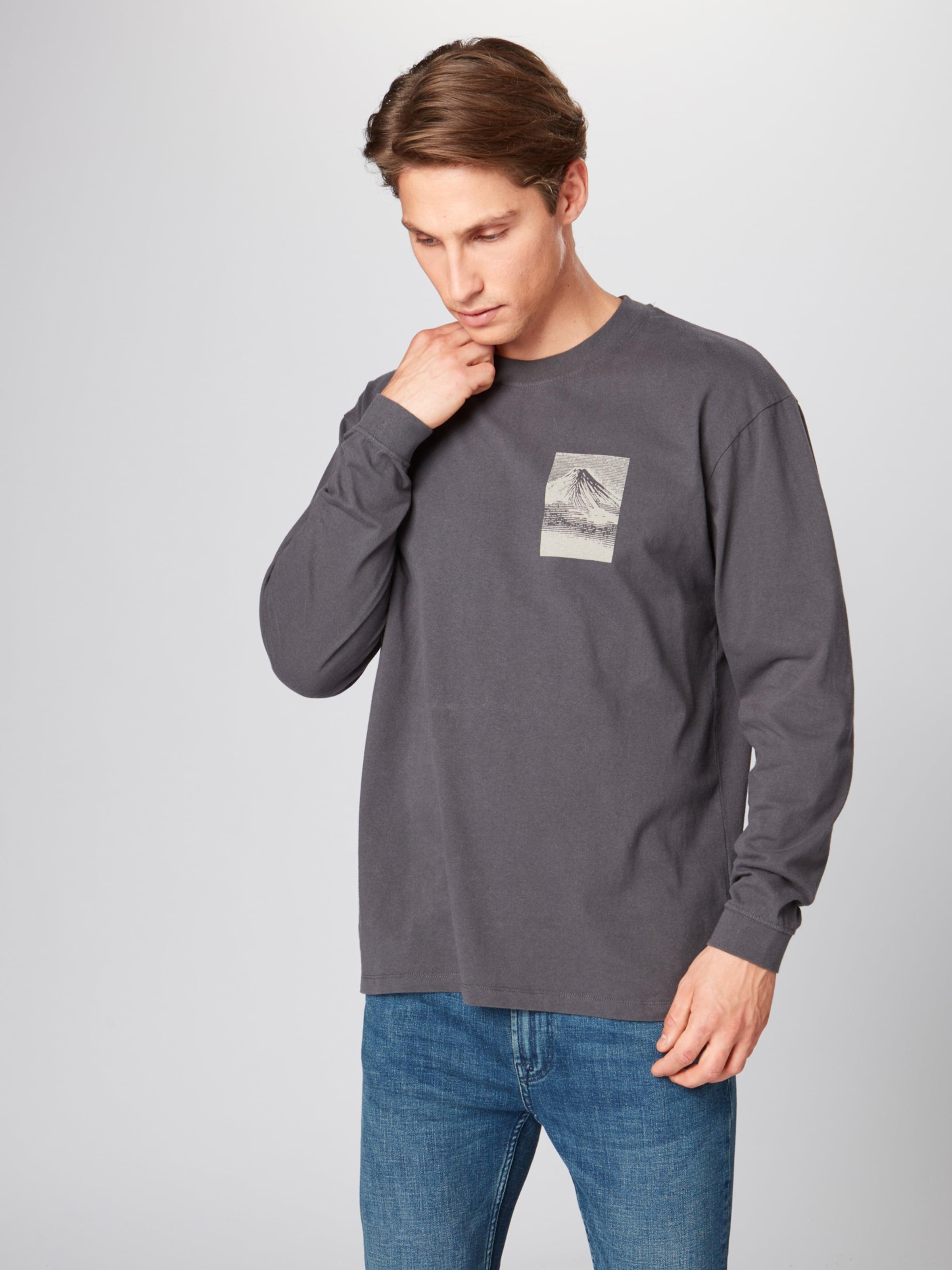 Fuji Edwin 'from Schwarz In Mt Single Shirt Jersey' Ts Cotton Ls w8X0OknP
