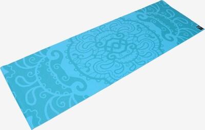 YOGISTAR.COM Yogamatte 'Basic Art Collection' in blau, Produktansicht