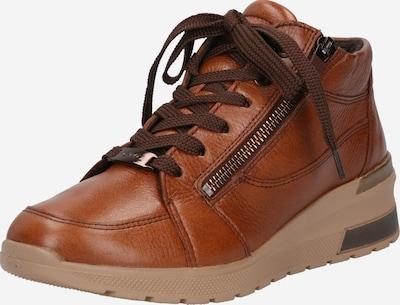 ARA Sneaker 'Neapel' in beige / cognac, Produktansicht