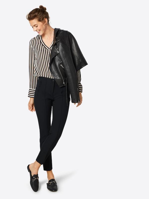 S.Oliver schwarz LABEL Hose in in in schwarz  Mode neue Kleidung 3e6e80
