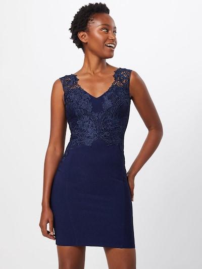 Lipsy Kleid 'APPL PLNGE' in dunkelblau, Modelansicht