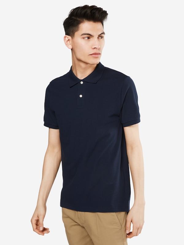 GAP Poloshirt 'V-BASIC PIQUE'
