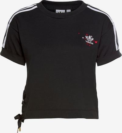 ADIDAS ORIGINALS T-Shirt in schwarz, Produktansicht