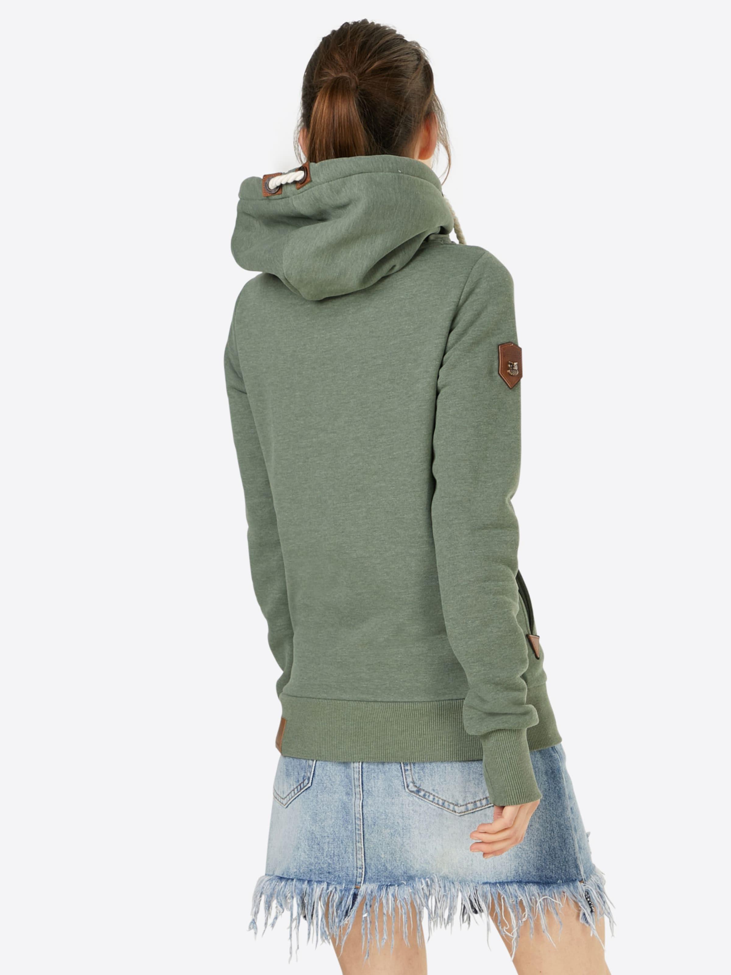 naketano Sweatshirt 65 Darth' Billig Verkauf Breite Palette Von iDkqaC0