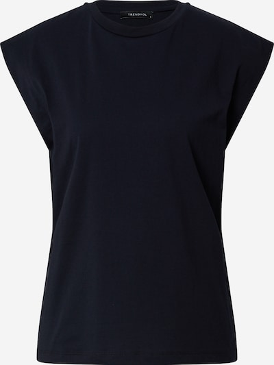 Trendyol Shirt in blau, Produktansicht