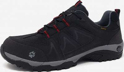JACK WOLFSKIN Sportschuh 'Traction Low Texapore' in schwarz, Produktansicht