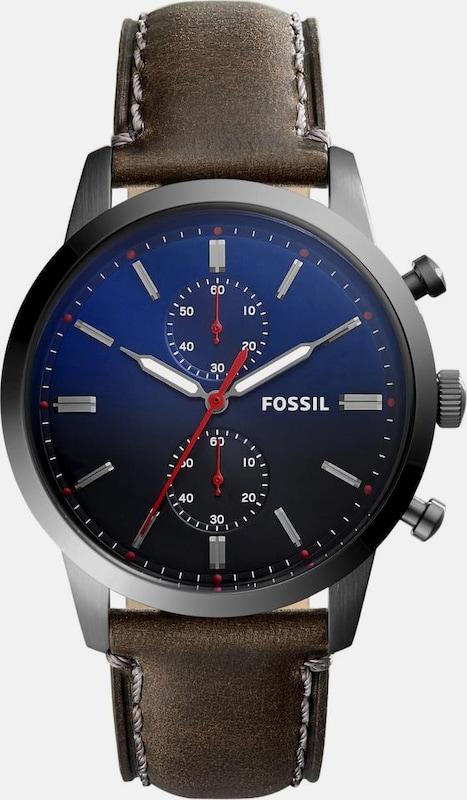 FOSSIL Chronograph '44MM TOWNSMAN, FS5378'