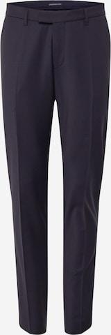 Pantaloni con piega frontale 'PIET_SK' di DRYKORN in nero
