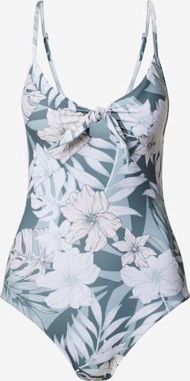 Seafolly Badpak 'Tie Front Sweetheart Maillot' in de kleur Gemengde kleuren, Productweergave
