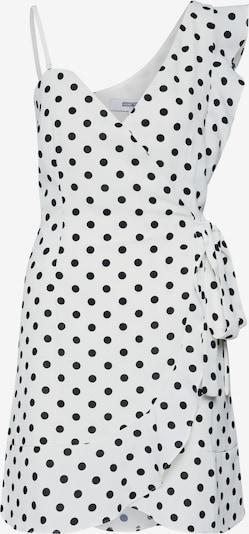 ABOUT YOU Limited Kleid 'Dana' by Nadine Klein in schwarz / weiß, Produktansicht