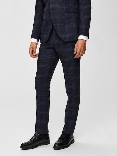 SELECTED HOMME Hose in blau, Modelansicht