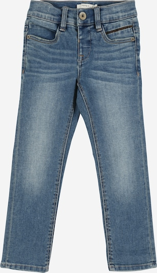 NAME IT Jeans in blau: Frontalansicht
