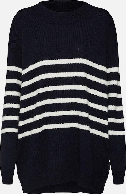 Ezekiel Pullover 'Laurie OverGröße Knit Sweater' in in in navy  Großer Rabatt aab6f3