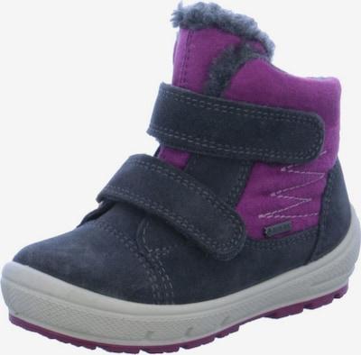 SUPERFIT Laarzen in de kleur Nachtblauw / Donkerlila, Productweergave