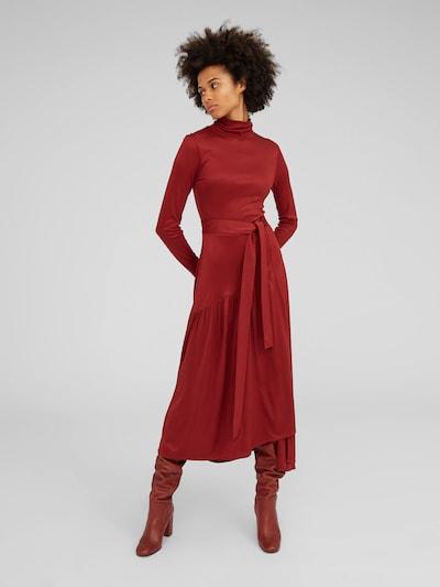 EDITED Obleka 'Aiyana' | rjava barva: Frontalni pogled