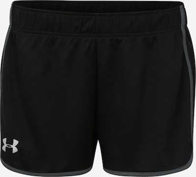 UNDER ARMOUR Sportbroek 'Tech Mesh Short 3' in de kleur Zwart, Productweergave
