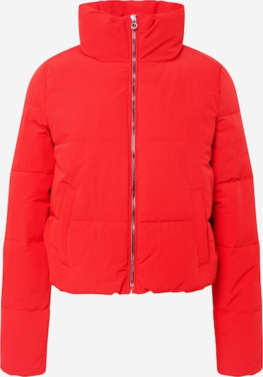 ONLY Winter jacket 'Dolly' in bright red, Item view