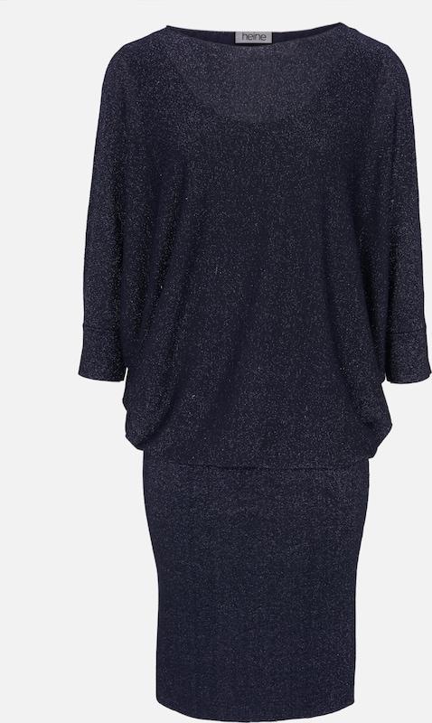 4e1f96a374 heine Sukienka koktajlowa w kolorze niebieskim
