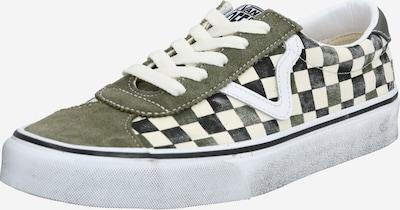 VANS Sneaker in grau / oliv / weiß, Produktansicht