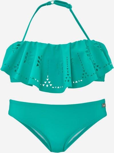 BUFFALO Bandeau-Bikini in jade, Produktansicht