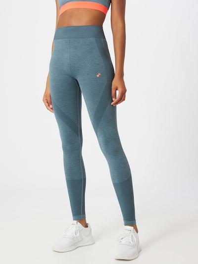 Pantaloni sport 'CIRCULAR' ONLY PLAY pe albastru pastel, Vizualizare model
