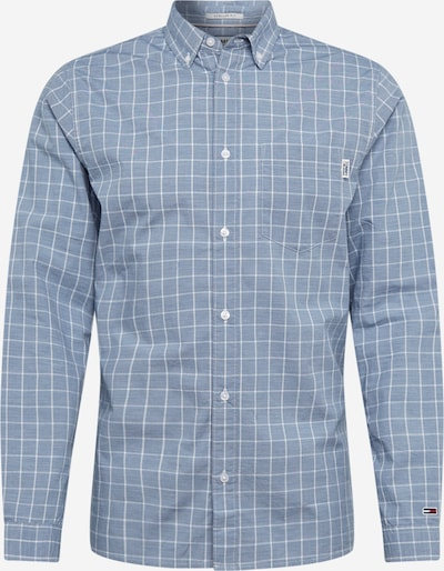 Tommy Jeans Koszula 'WINDOWPANE' w kolorze jasnoniebieski / mieszane kolorym, Podgląd produktu