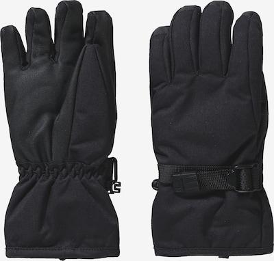 Reima Handschuhe in schwarz: Frontalansicht