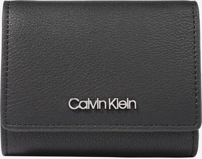 Portofel Calvin Klein pe negru, Vizualizare produs