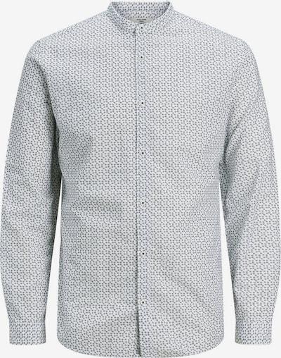 JACK & JONES Hemd in schwarz / weiß, Produktansicht
