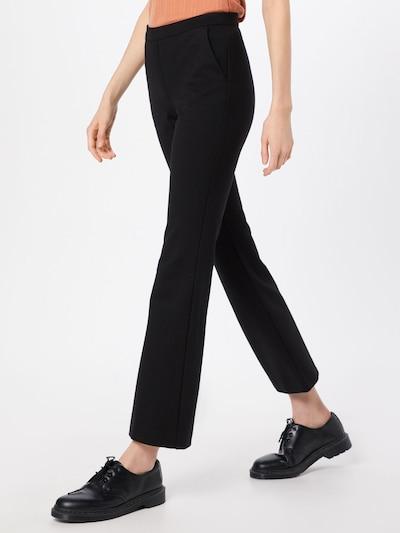 modström Broek 'Tanny Flare Pants' in de kleur Zwart, Modelweergave