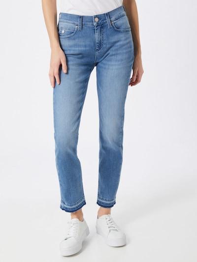 Calvin Klein Džínsy - modrá denim: Pohľad spredu