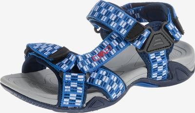 CMP Outdoorsandalen 'Hamal' in blau / weiß, Produktansicht