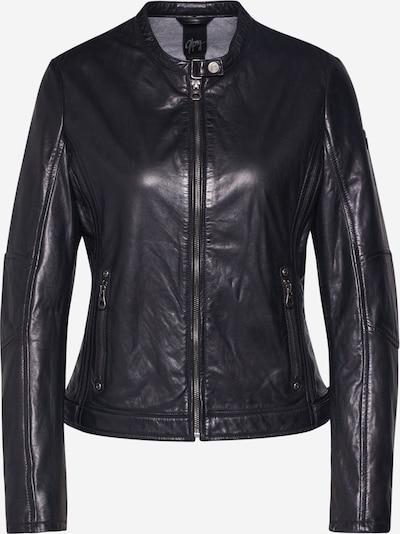 Gipsy Prehodna jakna 'GGMieke' | črna barva, Prikaz izdelka