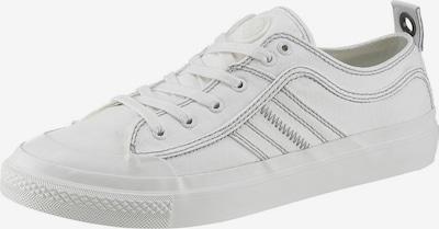 DIESEL Sneaker 'S-Astico low lace' in weiß, Produktansicht
