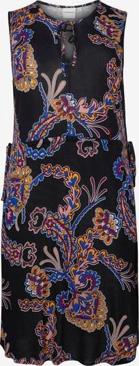 Junarose Kleid in mischfarben / schwarz, Produktansicht