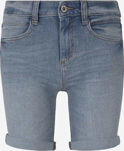TOM TAILOR Jeansshorts 'Alexa' in blue denim, Produktansicht