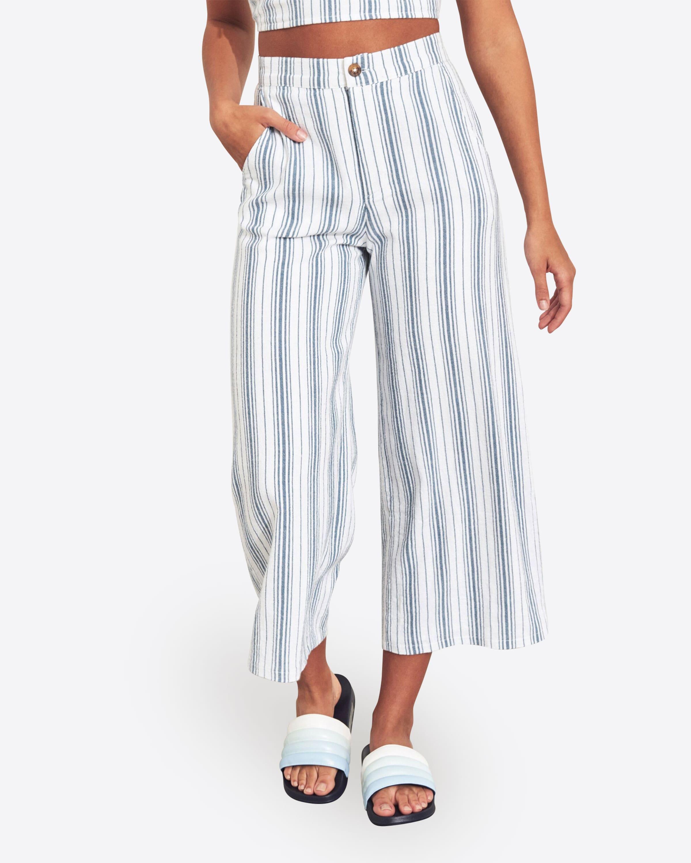 Pantalon Bleu ClairBlanc Hollister En Hollister qpSUMVLGz