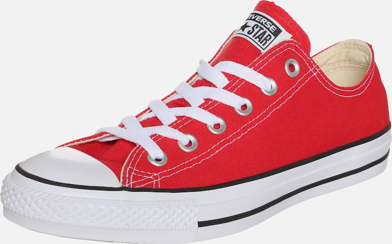 CONVERSE Sneaker Low 'Chuck Taylor AS Core' in rot, Produktansicht