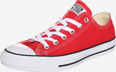 CONVERSE Sneaker in rot: Frontalansicht