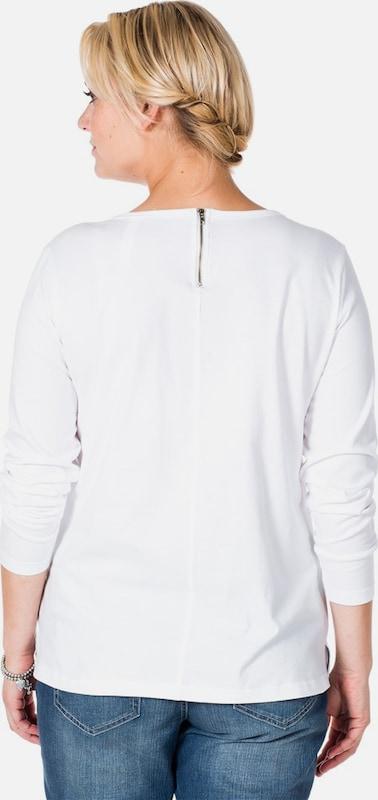 sheego casual Feminines Langarmshirt