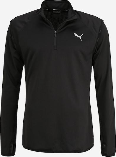 PUMA Sport-Shirt 'Last Lap Midlayer' in schwarz, Produktansicht