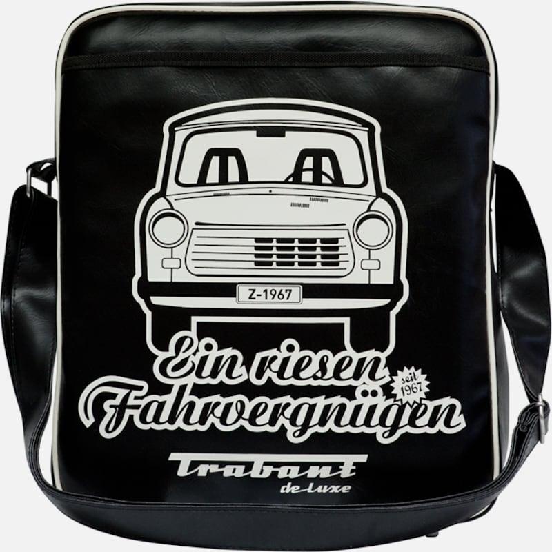 LOGOSHIRT Tasche 'Trabant - Ein riesen Fahrvergnügen'