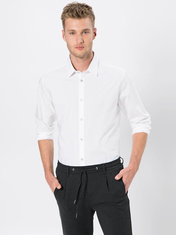Collection Blanc Esprit Ls' 'n Strtc En Chemise Sol WDIHE29
