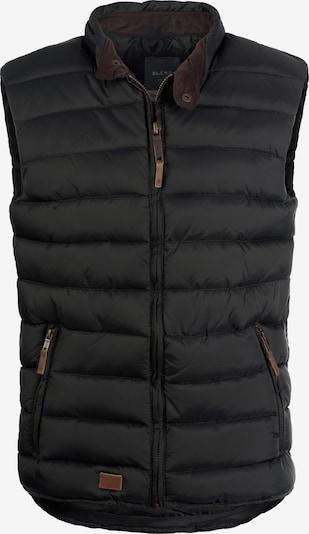 BLEND Steppweste 'Cam' in schwarz, Produktansicht