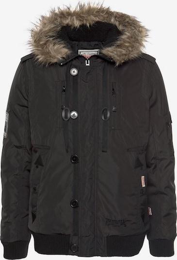 LONSDALE Jacke 'JARRETH' in schwarz, Produktansicht