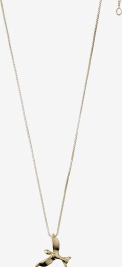 Pilgrim Ketting 'Necklace Air' in de kleur Goud, Productweergave