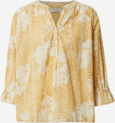 Cream Blusenshirt 'NivaCR Blouse BCI' in curry, Produktansicht