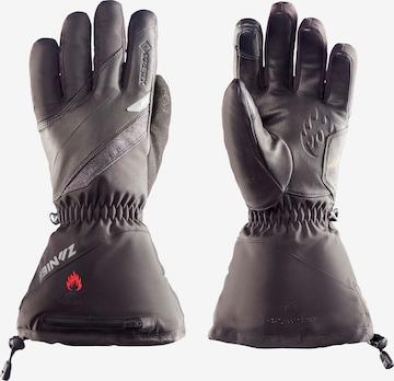 Zanier Handschuhe in Schwarz