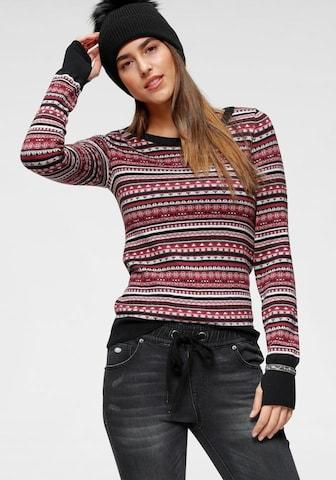 KangaROOS Sweater in Red