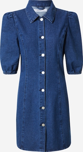GLAMOROUS Kleid in blue denim, Produktansicht